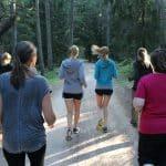 Gesundes Jogging in der Gruppe. Fotoarchiv: ARKM / Sven Oliver Rüsche