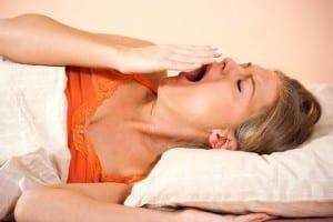 Schlafstörungen betreffen besonders oft das weibliche Geschlecht. Foto: djd/Neurexan/thx