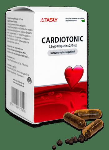 Gesundes Herz-Kreislaufsystem mit Rotwurzel-Salbei