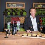 """""""Gute und richtige Ernährung ist ein wichtiger Baustein für ein langes und gesundes Leben"""", sagt Dirk Salentin, Geschäftsführer der biofruit GmbH."""