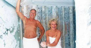 Mit Kältetherapie können Rheumatiker in Bad Bocklet chronischen Beschwerden begegnen