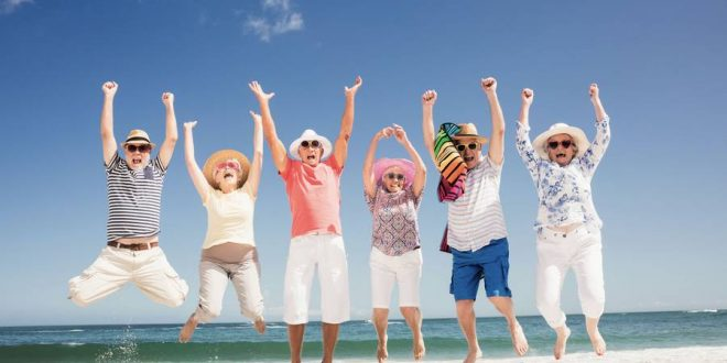 Mit Anti-Aging gesund und zufrieden bleiben