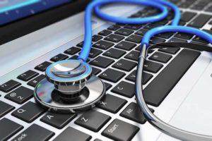 Zum Thema Gesundheit wird das Internet immer häufiger als Informationsquelle genutzt.