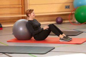 Sport hält fit, ganz besonders im Alter sorgt er für mehr Beweglichkeit.