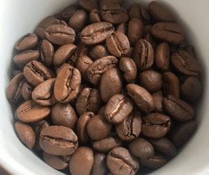 Kaffeekohle hat entzündungshemmende Eigenschaften.