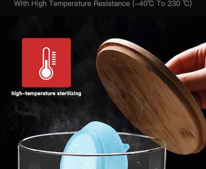 Die Atemschutzmaske - Hygmask - kann mehrmals verwendet werden.