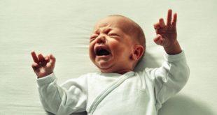 Wenn Baby nicht aufhören zu schreien kann es auch das KiSS-Syndrom sein.